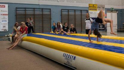 De Keiwijzer sluit eerste schoolweek sportief af