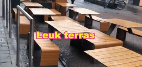Kakhiel vlogt in Enschede: 'Hier hangen paarden aan de muur'