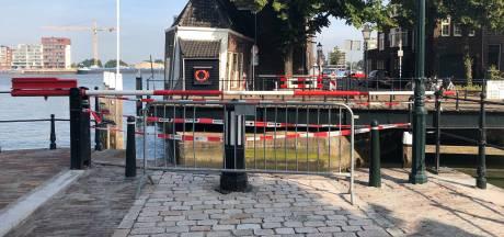 Dordtse Mazelaarsbrug wekenlang dicht vanwege scheuren