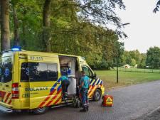 Fietser zwaargewond na val in Oosterbeek