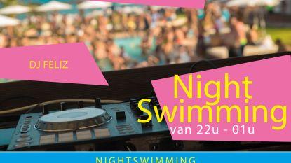 Te warm om te slapen? Neem woensdagavond frisse duik in open zwembad