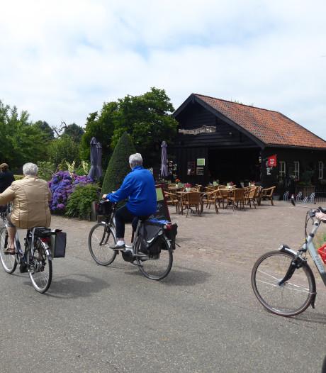 Boerderijwinkel Van der Heijden blijft open tijdens aanpak Poeldonksedijk