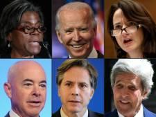 Joe Biden dévoile les premiers noms de son gouvernement