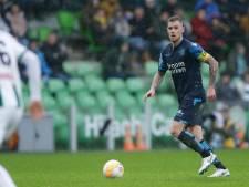Sloetski grijpt in bij Vitesse: systeem met twee spitsen en Van der Werff op de bank