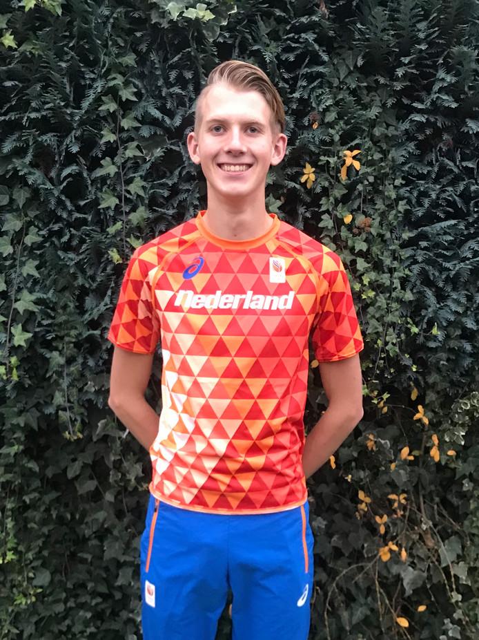 Tim Verbaandert (Eindhoven Atletiek)