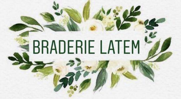 Braderie Latem vindt plaats van 20 tot en met 23 juni.