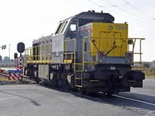 Minder goederentreinen op spoor Zeeland