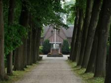 Werk aan uitbreiding begraafplaats Vredehof in Bodegraven begint