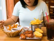 Wie veel junkfood eet, loopt risico op depressie