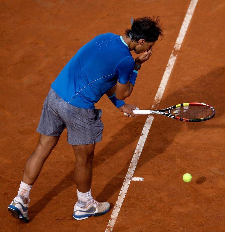 Rafael Nadal. Beeld ap