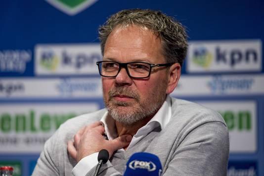 Henk de Jong heeft voor drie jaar getekend.