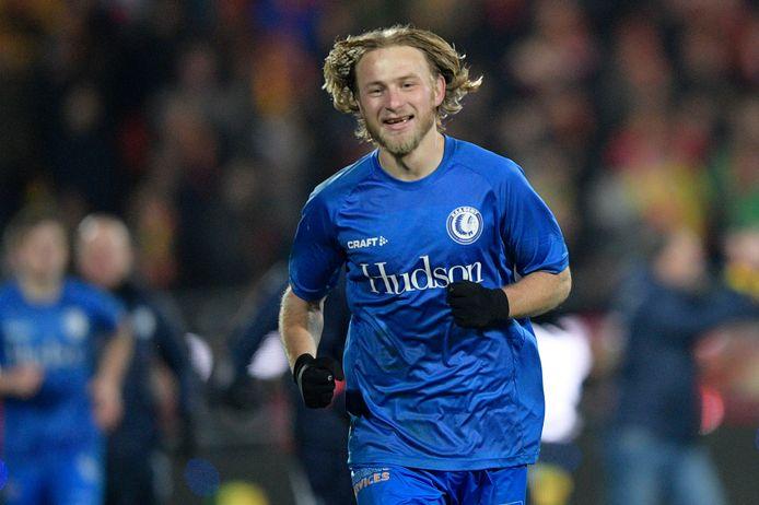 Roman Bezus verliet STVV voor AA Gent.