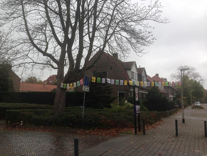 De Kolpingbuurt in Nijmegen.