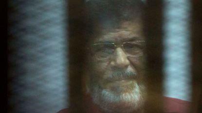 Egyptische ex-president Morsi veroordeeld tot drie jaar cel