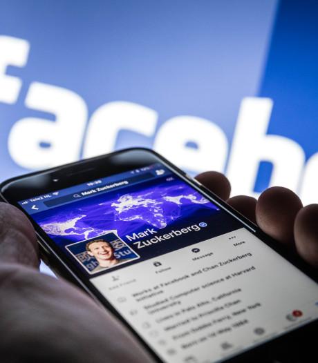 Facebook vecht Britse privacyboete na schandaal Cambridge Analytica aan