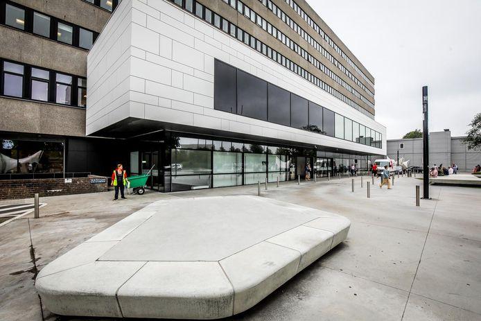 AZ Sint-Jan is nu de locatie voor het triagecentrum.
