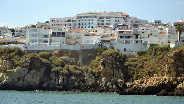 Albufeira, in de Algarve Beeld thinkstock