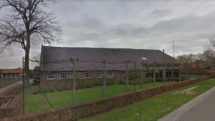 Kerkhovensestraat 49, de woonboerderij van de Oisterwijkse oud-wethouder Martien Mathijssen
