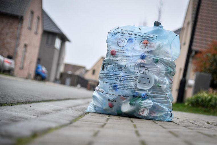 Vanaf 2020 mogen bijna alle plastics in de pmd-zak in Wortegem-Petegem.
