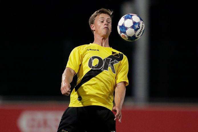Robin Schouten mist Jong PSV vanwege klachten aan de hamstring.