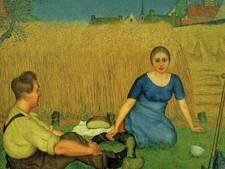 Strube-expo toont verwantschap met streek: ontmoeting in Van Goghkerk