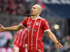Robben wacht op verlenging van zijn contract bij Bayern