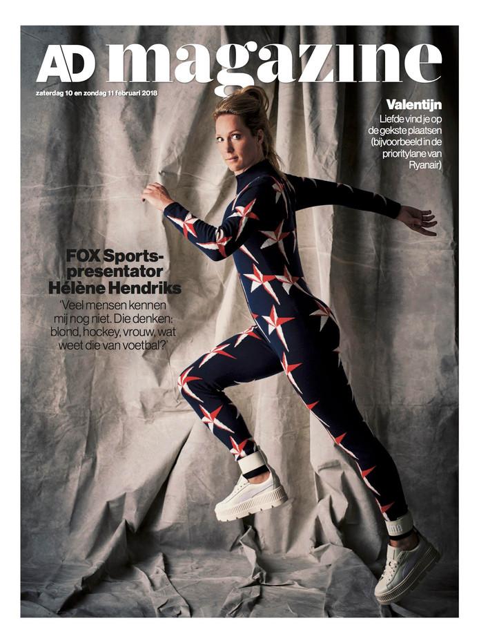 Cover van AD Magazine