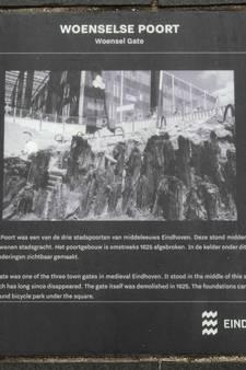 Geschiedenis Eindhoven zichtbaar door erfgoedbordjes
