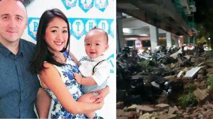 """""""Bang dat we niet levend uit instortend huis zouden raken"""": gezin getuigt over paniek tijdens aardbeving Lombok"""