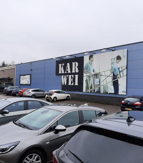 Karwei in Apeldoorn-West sluit voorgoed nu die in Noord bijna weer opengaat