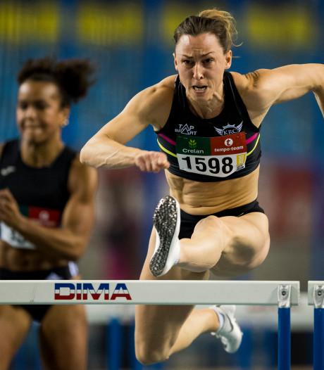 """""""Aucune explication logique"""" à la suspension des qualifs olympiques pour Eline Berings"""