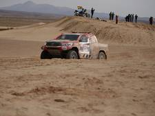 Ten Brinke vierde in Dakar Rally