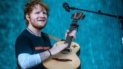 Is er een samenwerking tussen Ed Sheeran en Drake in de maak?