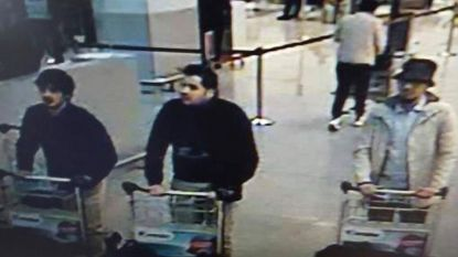 Aanhouding drie verdachten aanslagen Brussel met twee maanden verlengd