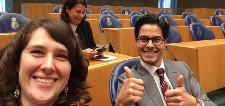 'Extra boost' voor Van Eijs uit Eindhoven door hoge aantal stemmen