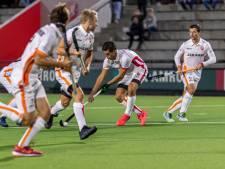Slechte start hockeyers Oranje-Rood: 1-4 nederlaag tegen Rotterdam