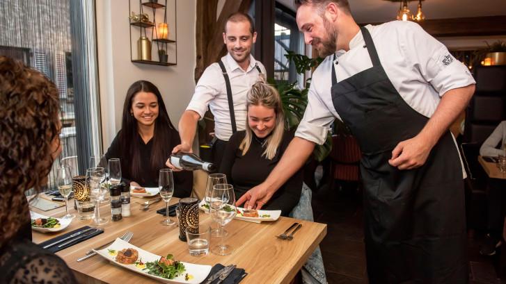Haute cuisine light bij Petits Saveurs in Etten-Leur