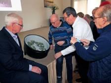 Oudheidkamer Oostvoorne exposeert bijzondere graftrommel