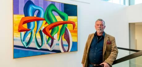 Frans Brandsen exposeert op twee plekken tegelijk: in Renkum én in Arnhem