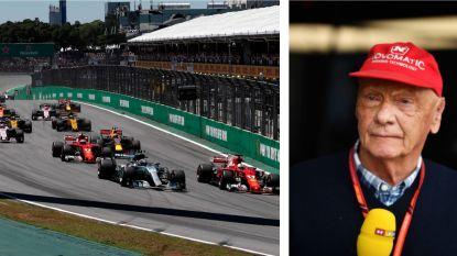 """Legende bezorgd over toekomst F1: """"Alleen een idioot denkt dat coureurs moeten behandeld worden als baby's"""""""