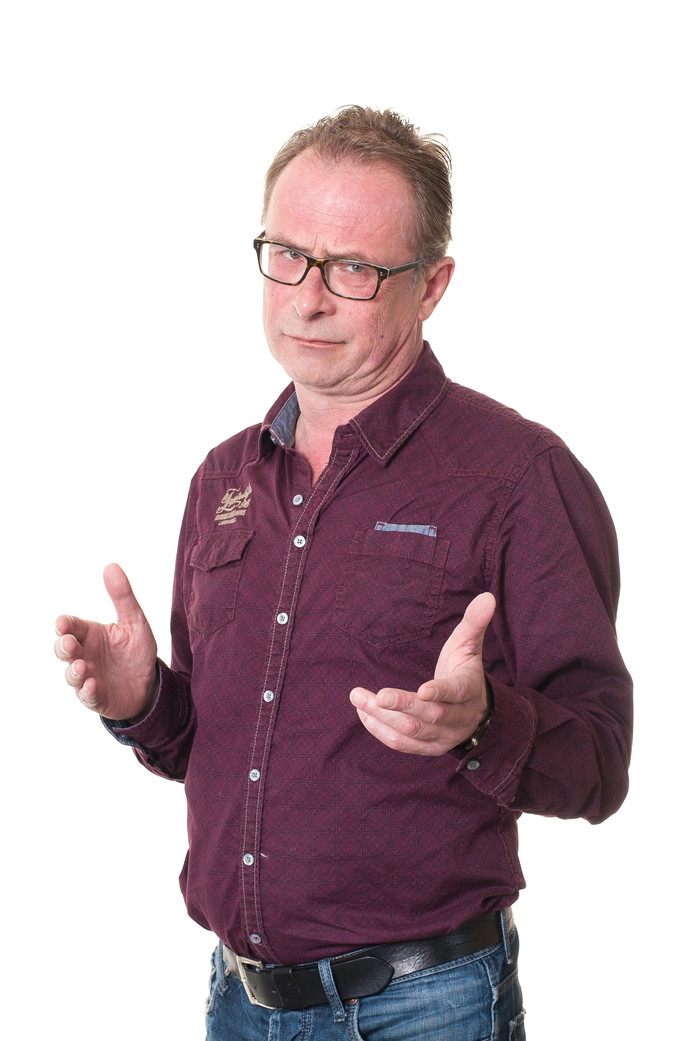 Erik Hagelstein.