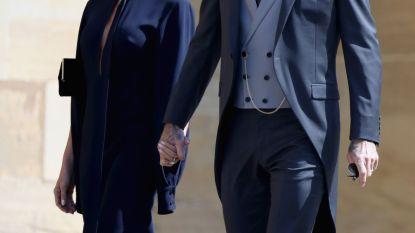 """""""Absoluut geen scheiding voor de Beckhams"""": Victoria heeft de foto's om het te bewijzen"""