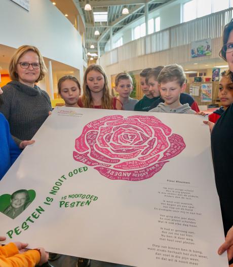 Gepeste Fleur (15) stapte uit het leven, haar gedicht moet pesters stoppen