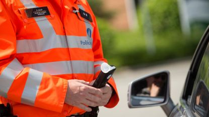 Zes chauffeurs geklist bij alcoholcontrole