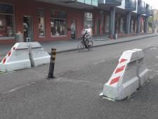 Snelle botsing in Van Berckelstraat; gemeente vindt aanpassing onnodig: 'Het was een inschattingsfout'