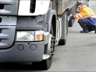 70 procent gecontroleerde vrachtwagens in Mechelen niet in orde
