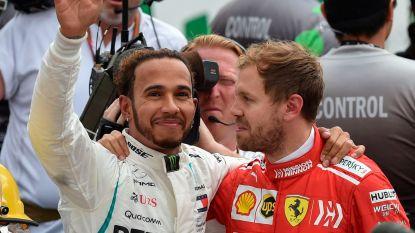 Abu Dhabi, waar Hamilton én Vettel zich als vissen in het water voelen, Vandoorne zijn laatste GP rijdt en 'Mad Max' zichzelf een primeur kan bezorgen
