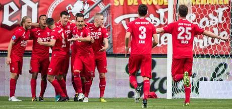 FC Twente geeft Utrecht pak slaag en heeft eerste 3 punten binnen