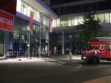 'Brand' in Hogeschool Utrecht blijkt folie op ramen