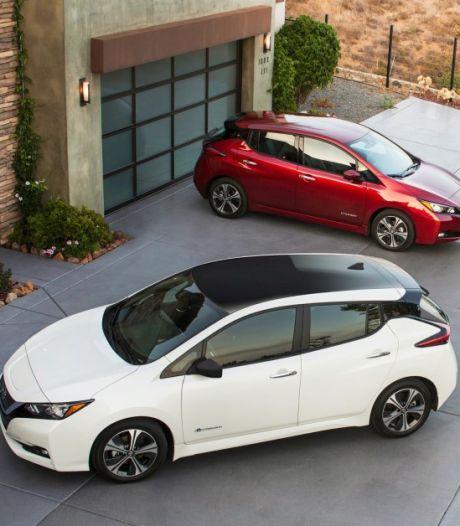 Prijzenoorlog rond elektrische auto